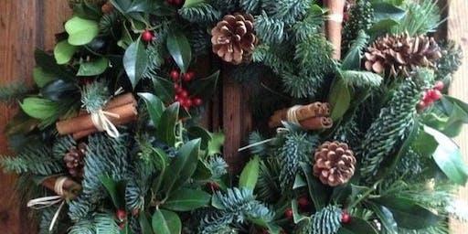 Adult's Christmas Wreath Workshop