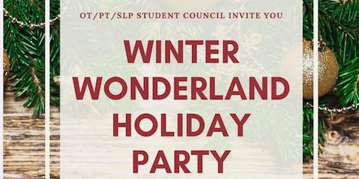 OT/PT/SLP Winter Wonderland Holiday party