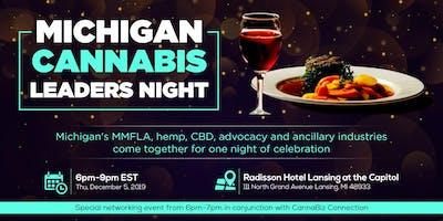 Michigan Cannabis Leaders Night