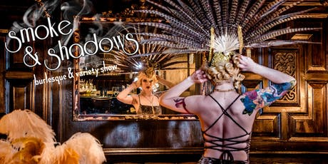 Smoke and Shadows: New Year's Eve Fête! tickets