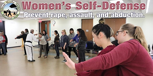 Women's Self-Defense Workshop - (East Islip Public Library)