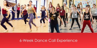 6-Week Dance Call Experience