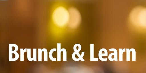 Brunch and Learn with Dr. Joel Evans