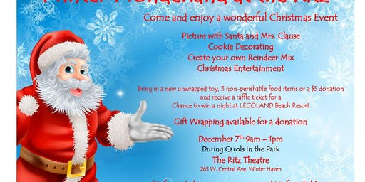 Winter Wonderland - Children's Event