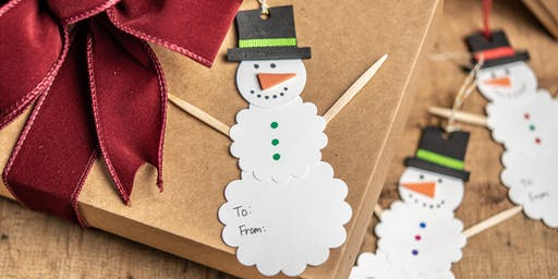Just for Kids: Printed Gift Tags (Merrifield)