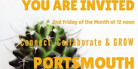 Portsmouth Connect, Collaborate & GROW tickets