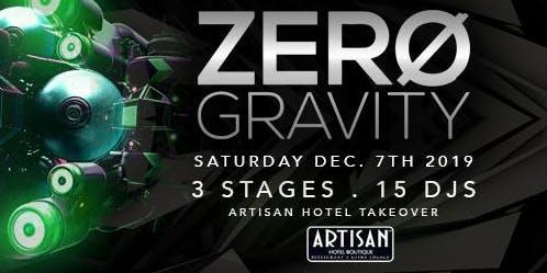 Alien8Events Presents: Zero Gravity