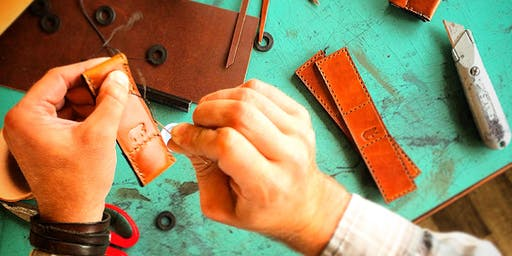 Working with Leather: Create Your Own Pocket Wallet Class