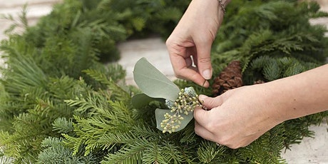 Wreath Making Workshop: Holiday Wreath & Decorative Swag tickets