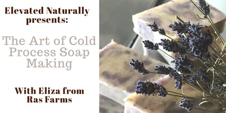 The Art of Cold Process Soap Making tickets
