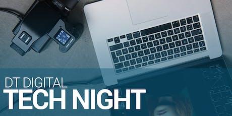 DT Digital Tech Night – NY – December 2019 tickets