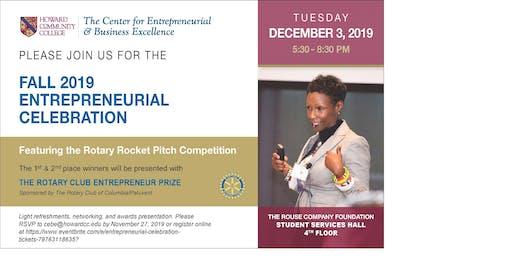 Entrepreneurial Celebration