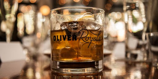 Sazerac Bourbon Dinner at Oliver Royale