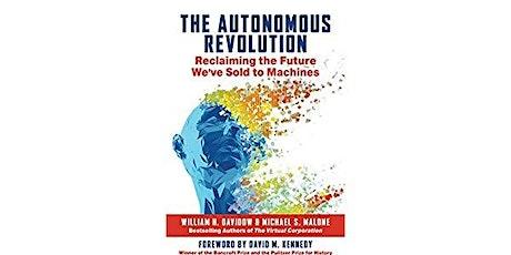 The Autonomous Revolution tickets