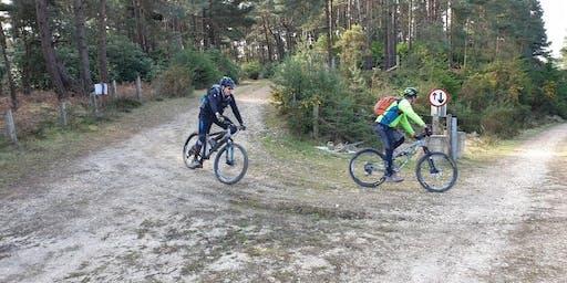 Royal British Legion Bovington Mountain Bike Event