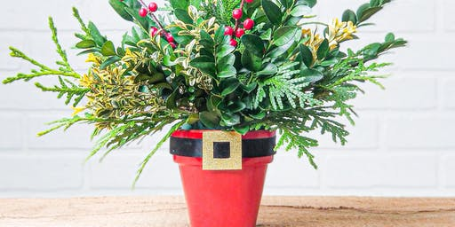 Just for Kids: Santa Pots (Gainesville)