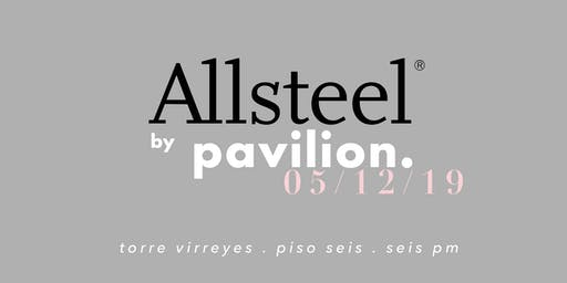 Brand Launch Cocktail: ALLSTEEL by PAVILION