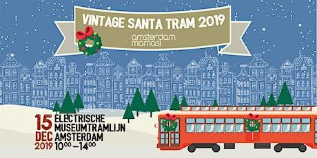 Vintage Santa Tram 2019 tickets