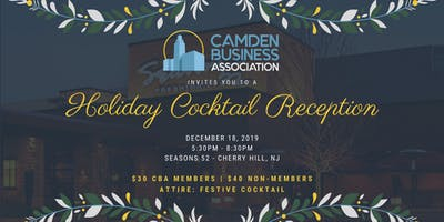 2019 CBA Holiday Cocktail Reception