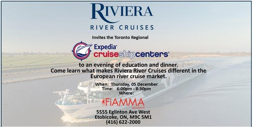 An Evening of Learning with Riviera River Cruises