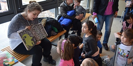 Mid-Winter Break Family Programs: Storytime & Craft tickets