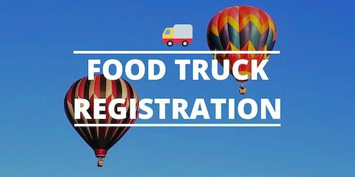 Skyfest Food Truck Registration