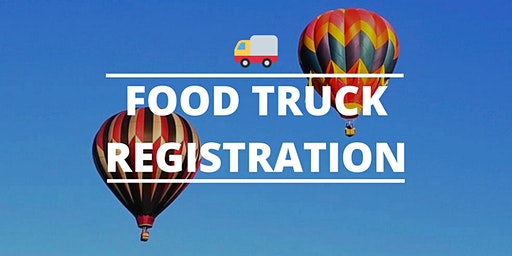 Skyfest Food Truck Registration