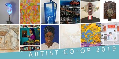 Artist Co-Op 2019 Artist Talk tickets