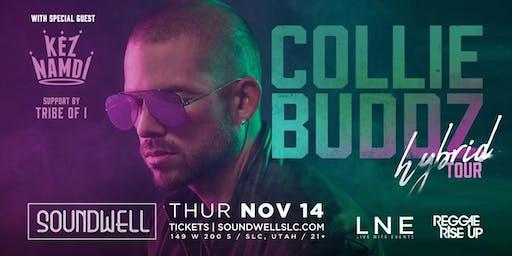 Collie Buddz - Hybrid Tour