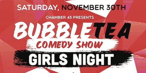 Bubble Tea Comedy Show: Girls Night