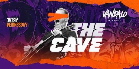 Vandalo Wynwood Presents The Cave tickets