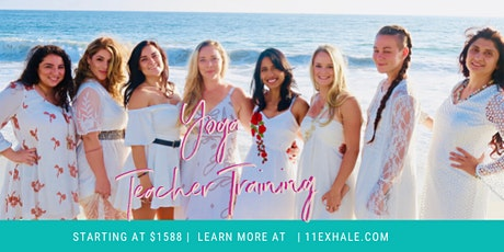 15 Days Immersion 200-Hour VIP Immersion Yoga Teacher Training tickets