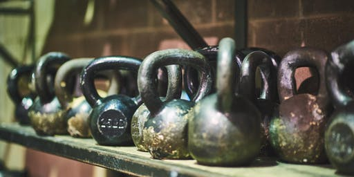 Kettlebell Workshop at Rushmore CrossFit