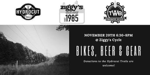 Bikes, Beer & Gear