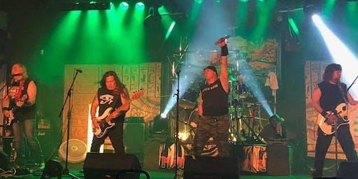 Iron Maiden Tribute With Maiden Voyage