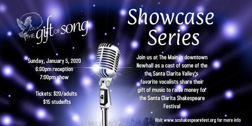 Gift of Song Showcase Series