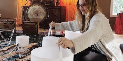 Sound Bath: Homecoming with Molly Rabuffo