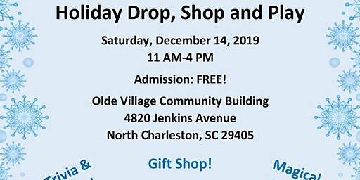 Holiday Drop, Shop and Play