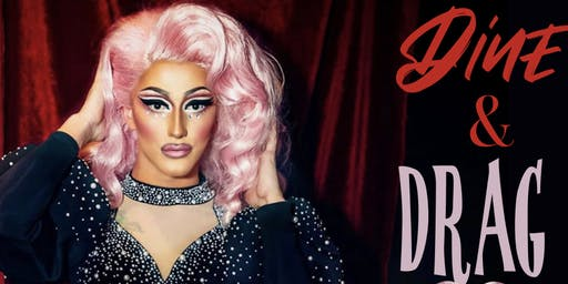 Dine Dinner & Drag Queens With Bottomless Sparkling Rose