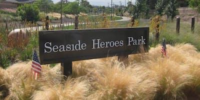 Seaside Heroes Park Dec 2019 - Service Hours