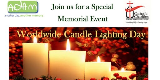 A.D.A.M. Memorial Candle Light Vigil