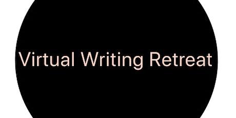 Virtual Writing Retreat  tickets