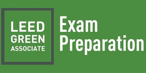 LEED Green Associate Exam-Prep Workshop -- In Person (Orlando) & Online via GoToWebinar