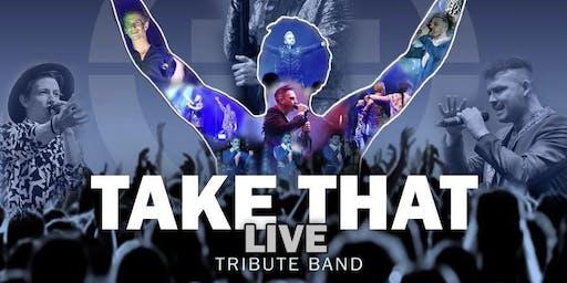 TAKE THAT LIVE (Tribute Band)
