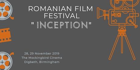 Romanian Film Festival - Inception tickets