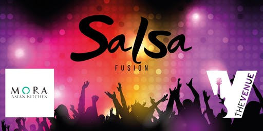 First Friday Salsa Fusion Dance Party (and Cocoa Crawl! and Strolling Strings!)