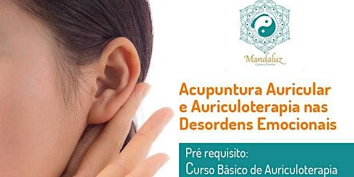 Curso de Acupuntura Auricular e Auriculoterapia na