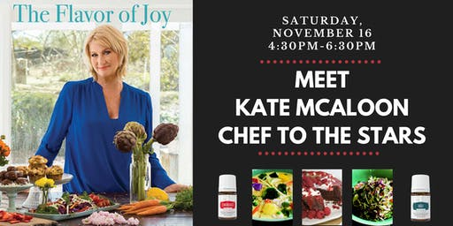 Meet Chef Kate!