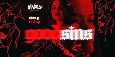 Vandalo Wynwood Presents Good Sins tickets