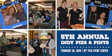 5th Annual Indy Pies & Pints tickets